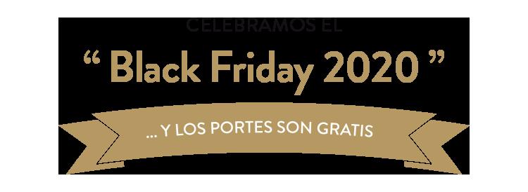 Celebramos el Black Friday 2020