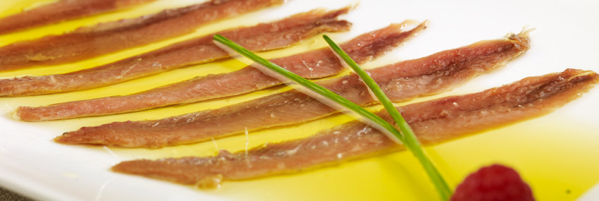 Anchovies from the Bay of Biscay Preserves