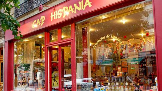 Cap Hispania (París)