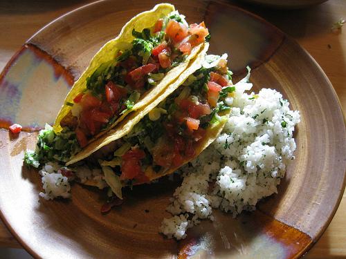Tacos de Atún Veracruzanos